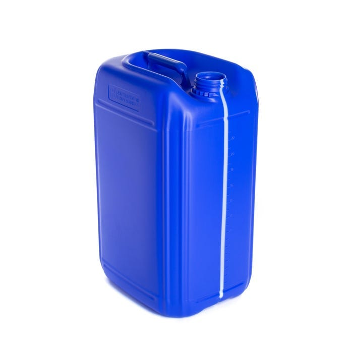 Fluorinated Jerry Cans