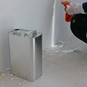 Paint Thinner and Solvent Containers
