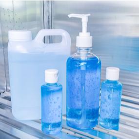 Sanitiser Bottles