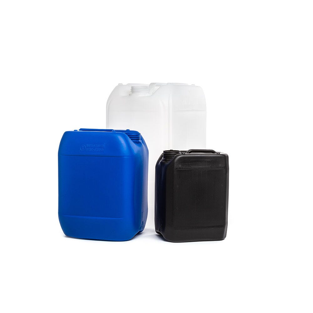 Stackable Jerry Cans