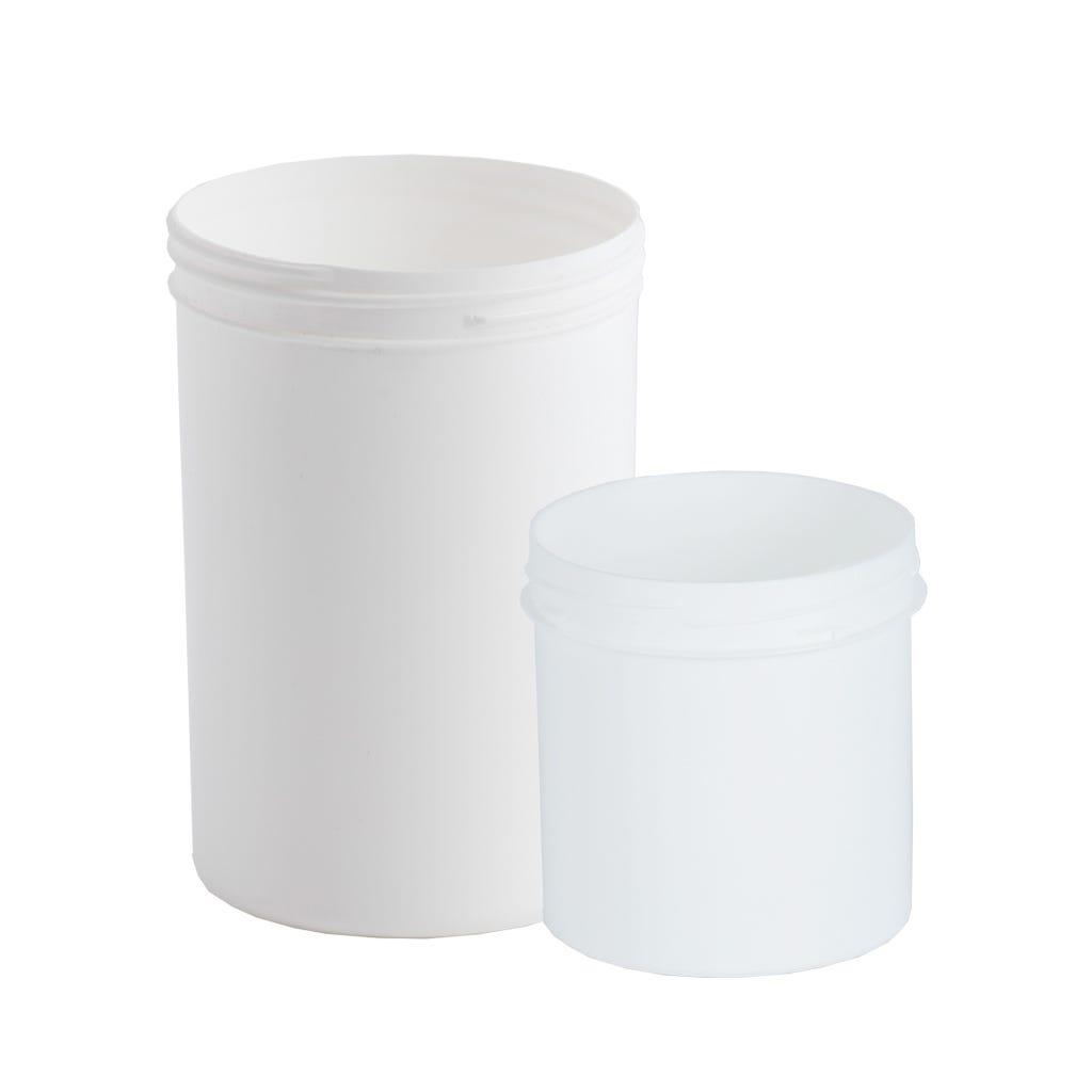 Tamper Evident Jars