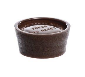 32mm Plastic Brown Pressure Cap