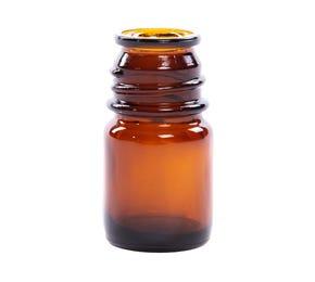 15 ML Glass Amber Bottle