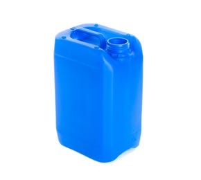 6 Litre Plastic Blue UN Approved Stackable Jerry Can with 51mm Neck 325g