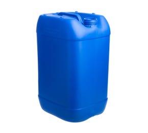 25 Litre Plastic Blue UN Approved Stackable Jerry Can 61mm Neck 1.17kg